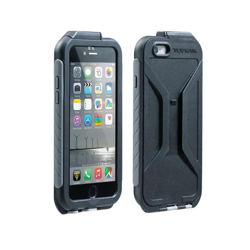 Obal Topeak Weatherproof RideCase pre iPhone 6 čierna / šedá TT9847BG