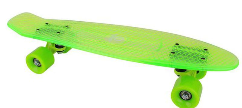 Skateboard Tempish BUFFY STAR green