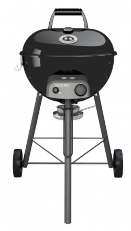 Plynový Gril OutdoorChef Chelsea 480 G black