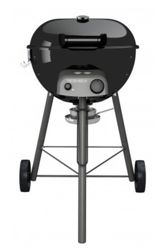Plynový Gril OutdoorChef Chelsea 480 G LH black