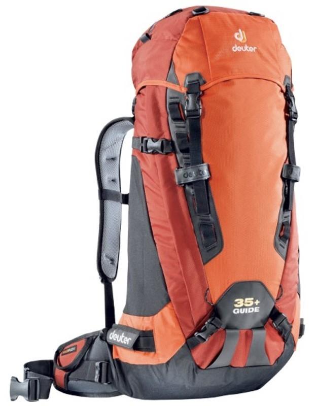 Batoh Deuter Guide 35+ orange-lava 4361017