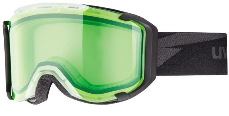 Lyžiarske okuliare Uvex SNOWSTRIKE, translucent / alert (0222)