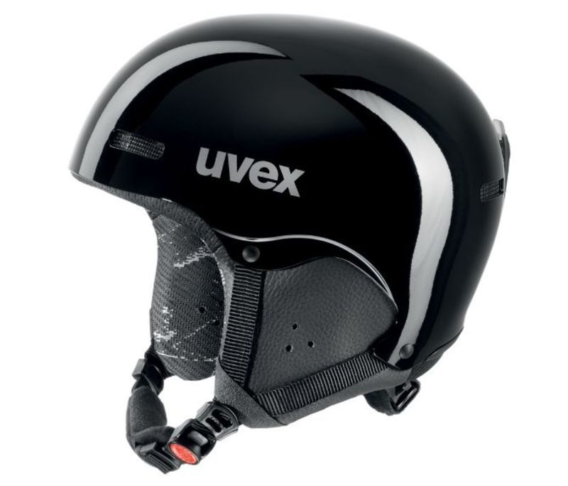 Lyžiarska helma UVEX HLMT 5 JUNIOR, black (S566154220*)