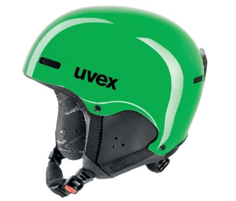 Lyžiarska helma UVEX HLMT 5 JUNIOR, green (S566154770*)