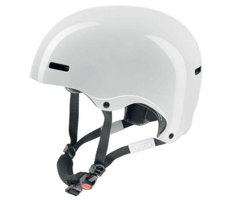 Lyžiarska helma UVEX HLMT 5 RADICAL, white shiny (S566148110*)