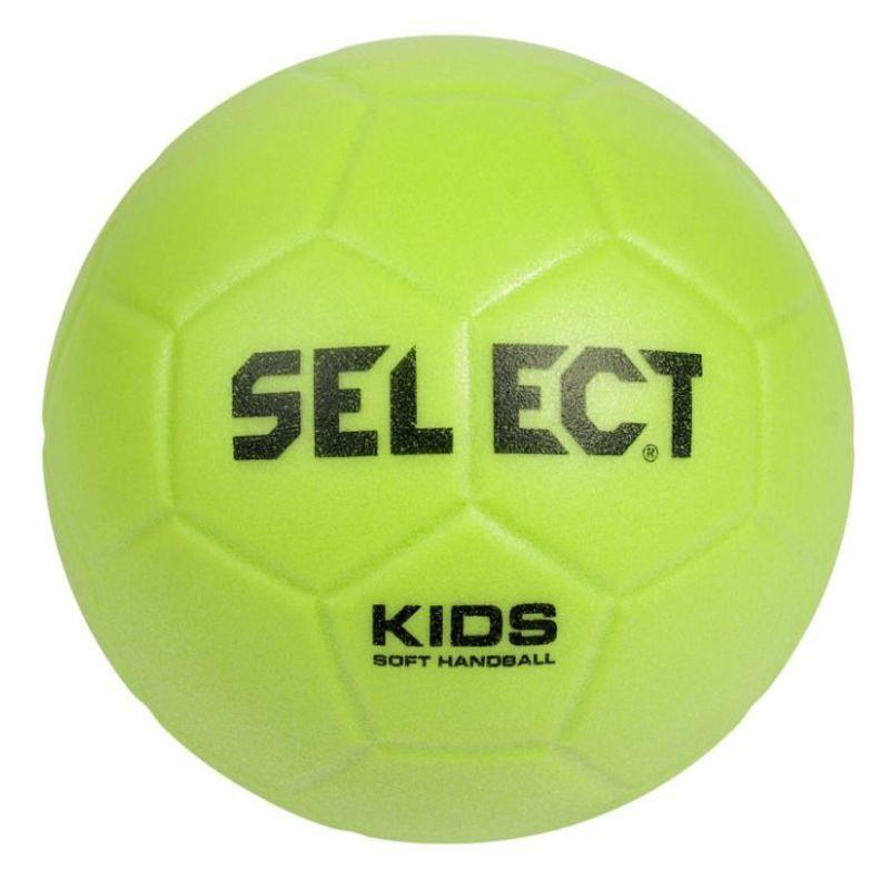 Hádzanárska lopta Select HB Soft Kids zelená