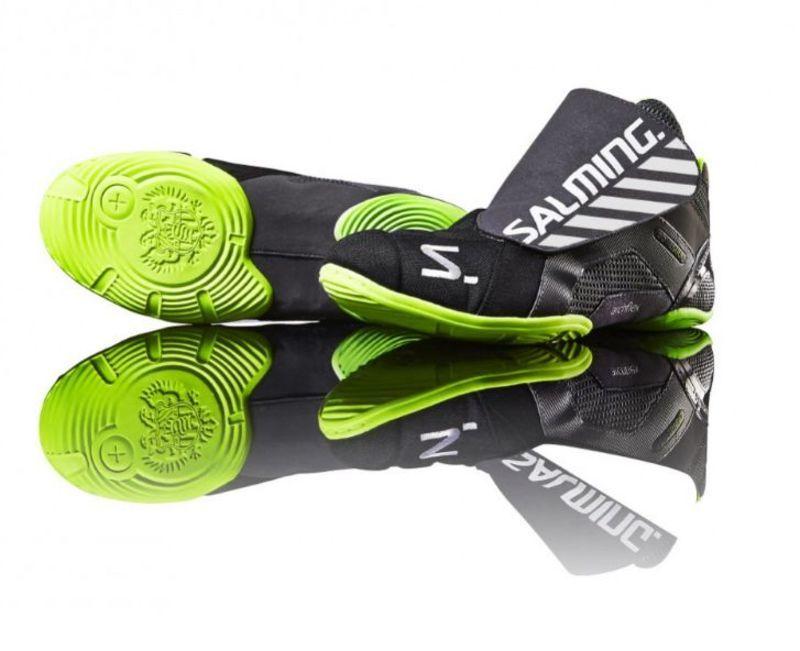 Topánky Salming Slide 3 Goalie Shoe gunmetal 37