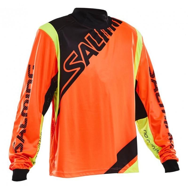 Brankársky dres Salming Phoenix Goalie Jsy JUNIOR Orange