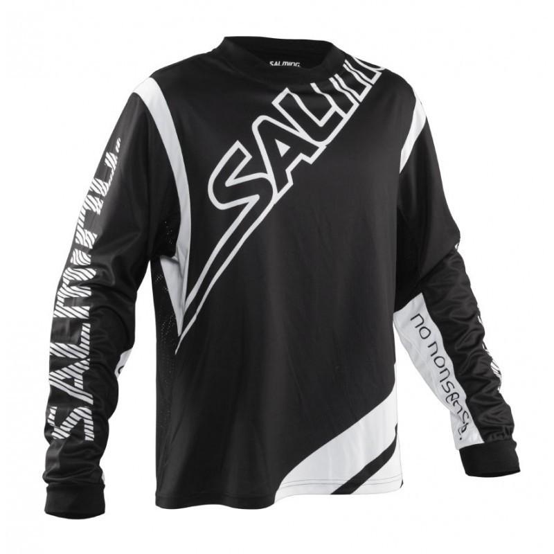 Brankársky dres Salming Phoenix Goalie Jsy SR Black/White