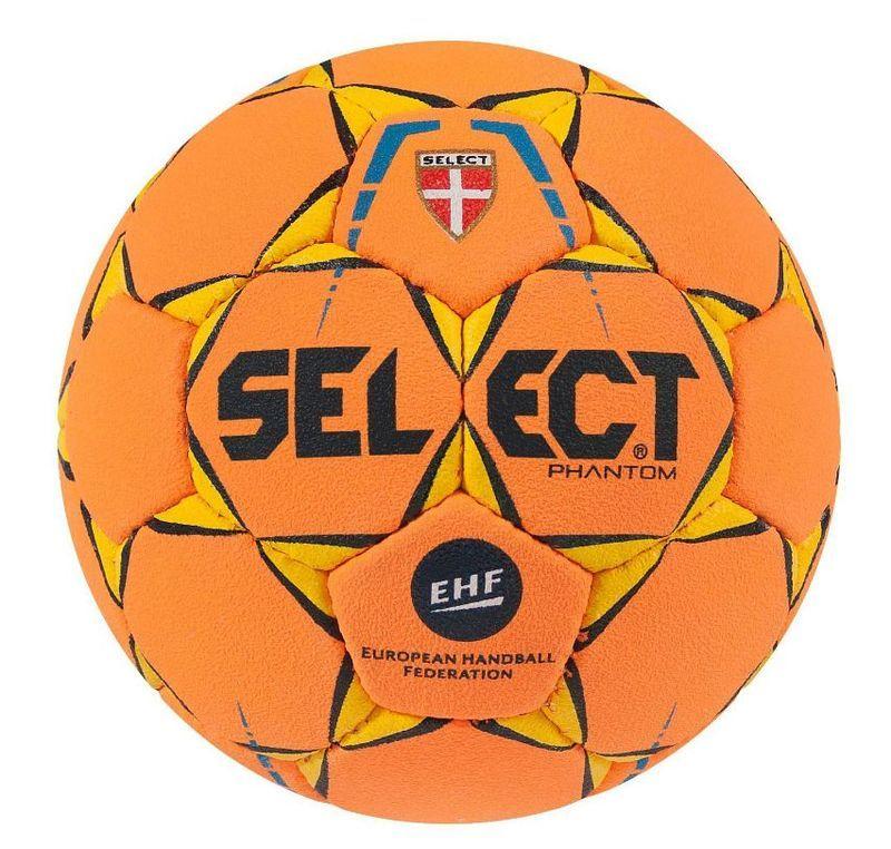 Lopta Select Phantom oranžová