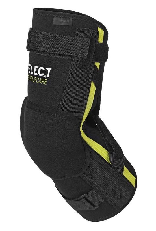 Bandáž na lakeť Select Elbow support w / splints 6603 čierna
