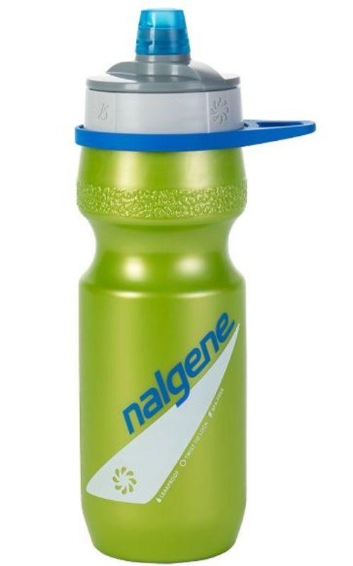 Fľaša Nalgene Draft Bottle 650ml 2590-1122 foam green