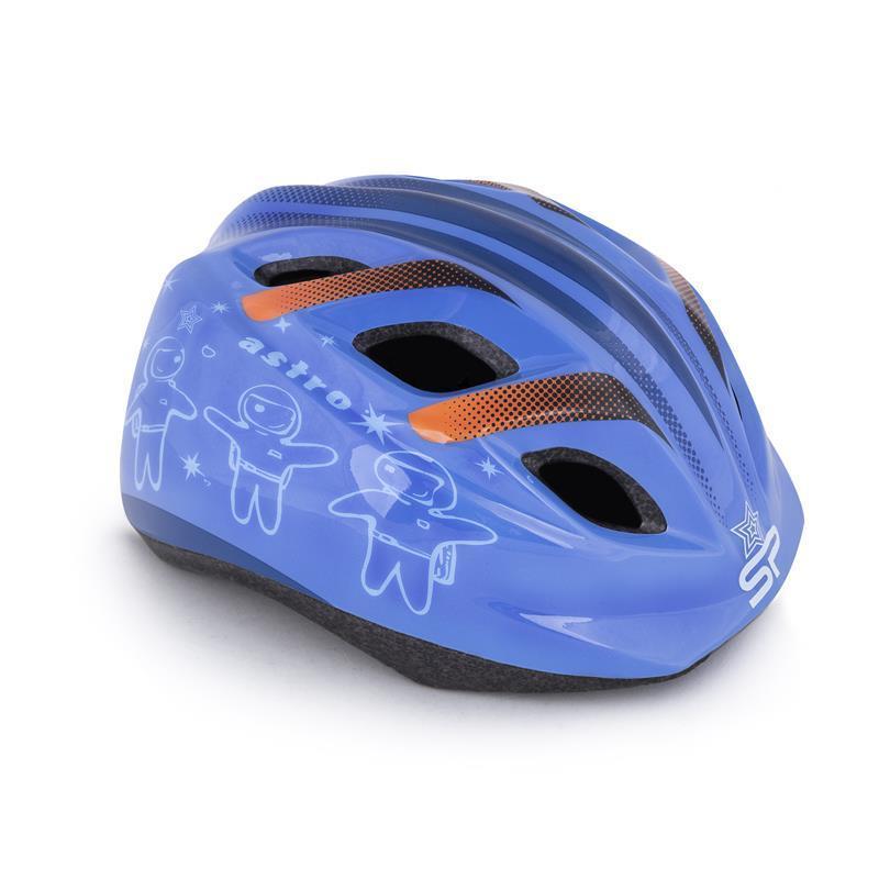 Detská cyklistická prilba Spokey ASTRO 48-52 cm