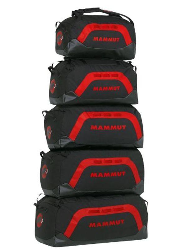 Cestovný taška Mammut Cargon 140 čierna e8486b0d836