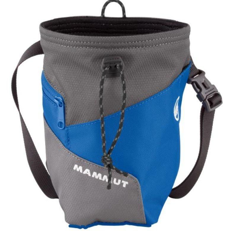 Pytlík na magnézium Mammut Rider Chalk Bag dark cyan 5611