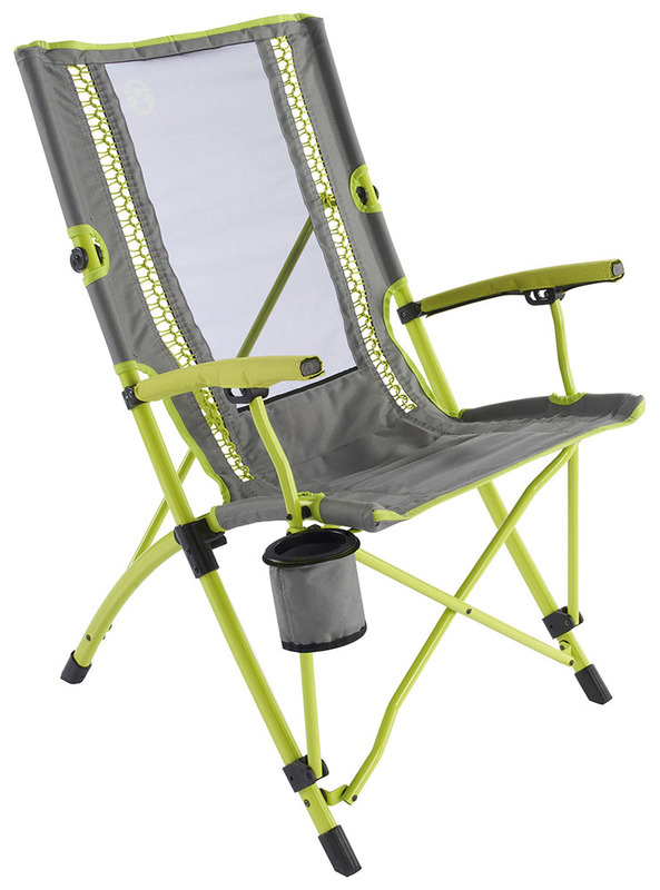 Kreslo Coleman bungee Chair Lime