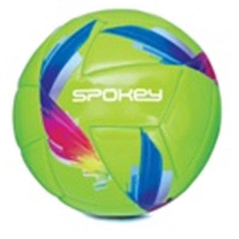 Futbalový lopta Spokey SWIFT JUNIOR limetkovo zelená veľkosť 4