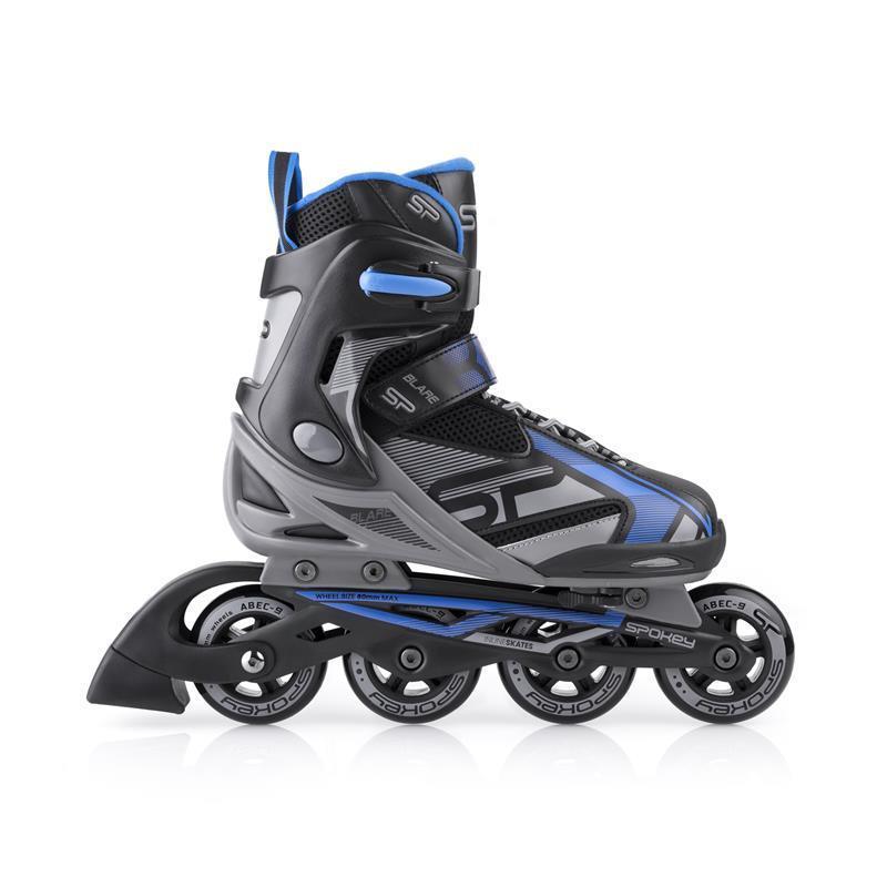 Kolieskové korčule Spokey BLARE modré