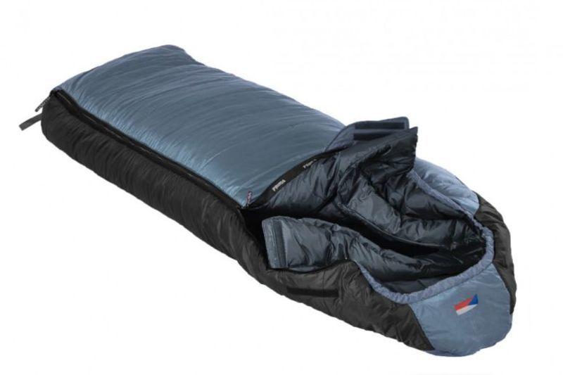 Spacie vrece Prima Everest 230 comfortable šedý
