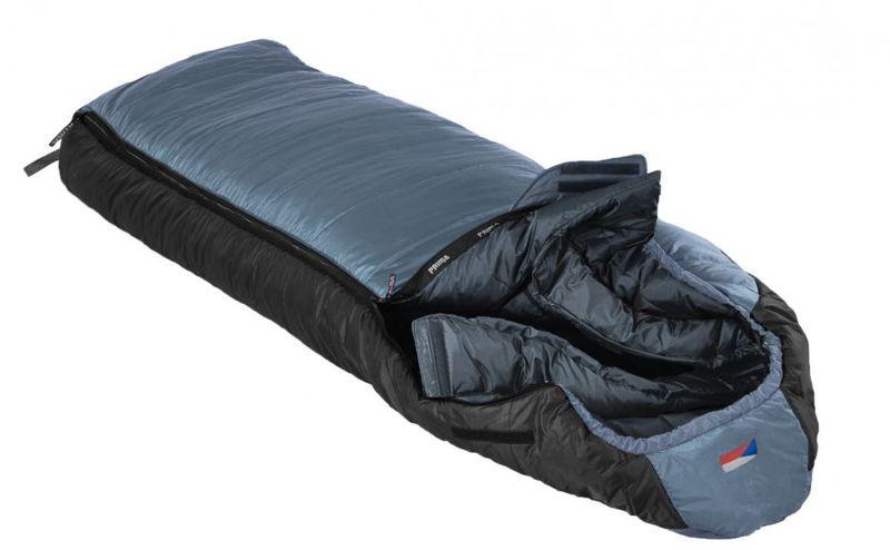 Spacie vrece Prima Makalu 230 comfortable šedý