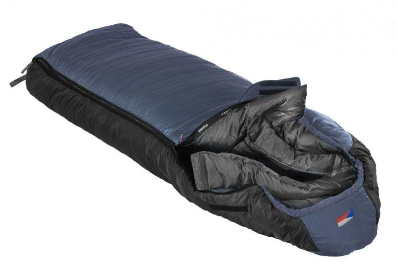 Spacie vrece Prima Makalu 230 comfortable modrý