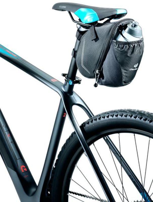 Púzdro Deuter Bike Bag Bottle black