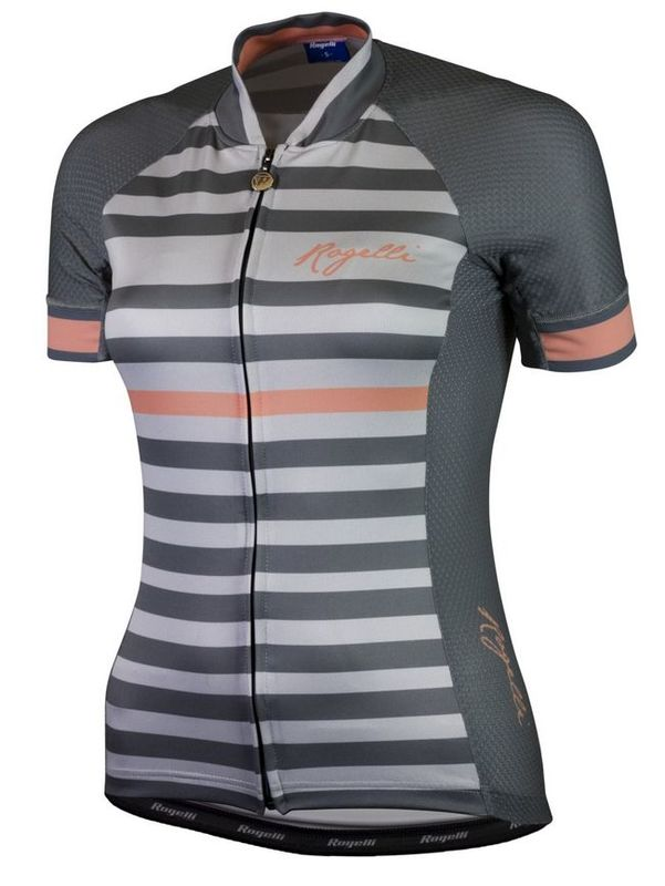 46f1394511f8 Letná dámsky cyklistický dres Rogelli ISPIRA s krátkym rukávom