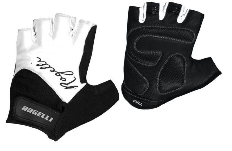 Dámske rukavice na kolo Rogelli DOLCE, biele 010.614. M