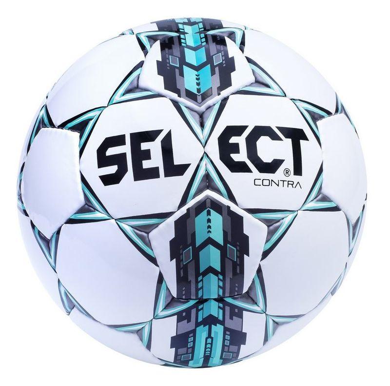 Futbalový lopta Select FB Contra modro biela