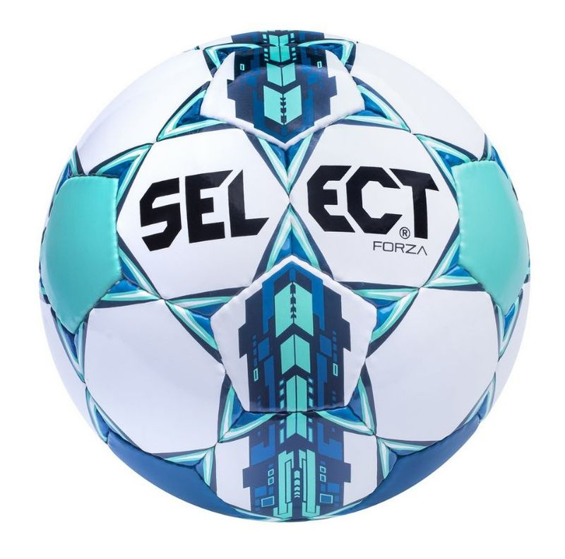 Futbalový lopta Select FB Forza modro biela