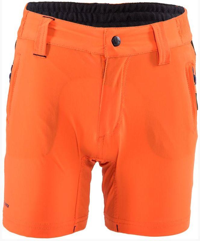 Detské MTB nohavice Silvini ARVO CP813 orange