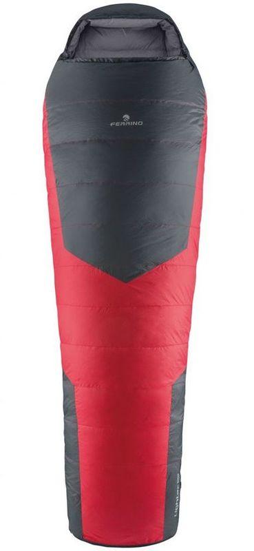 Spacie vrece Ferrino LIGHTEC 1200 Duvet red 86703FG