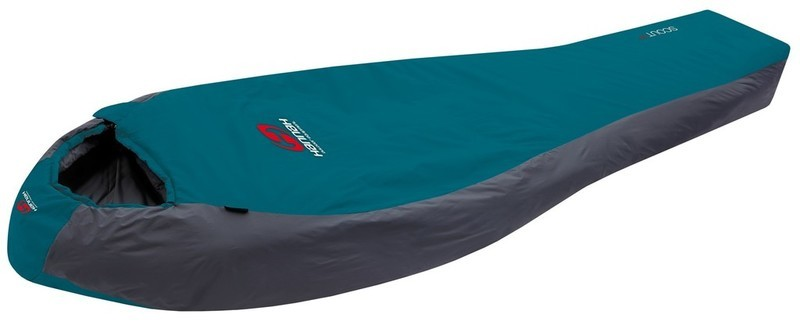 Spacie vrece HANNAH Scout 120 Ocean depths / graphite 195L