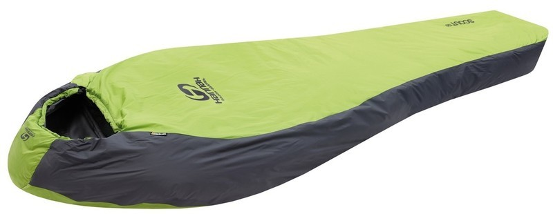 Spacie vrece HANNAH Scout 120 Macaw green / graphite 195L