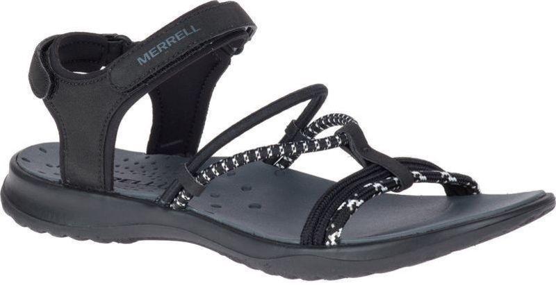 Dámske sandále Merrell Sunstone Strap J93972 black 5 UK