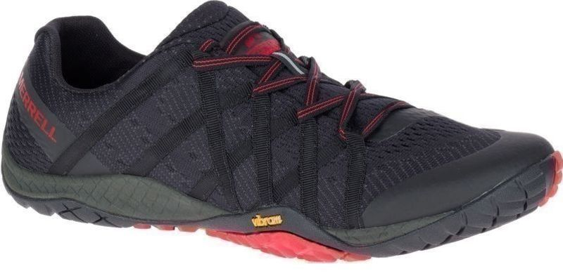 2f9dfb87a409 Pánske topánky Merrell Trail Glove 4 E-mesh J12585 black 9