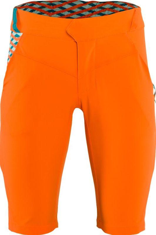 Dámske MTB nohavice Silvini Alma WP1213 orange