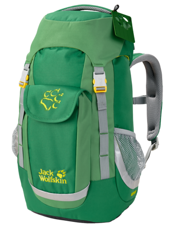 Batoh JACK WOLFSKIN Kids Explorer zelený