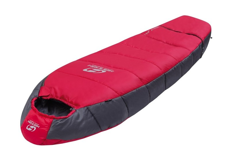 Spacie vrece HANNAH Trek JR 200 Red 145 cm