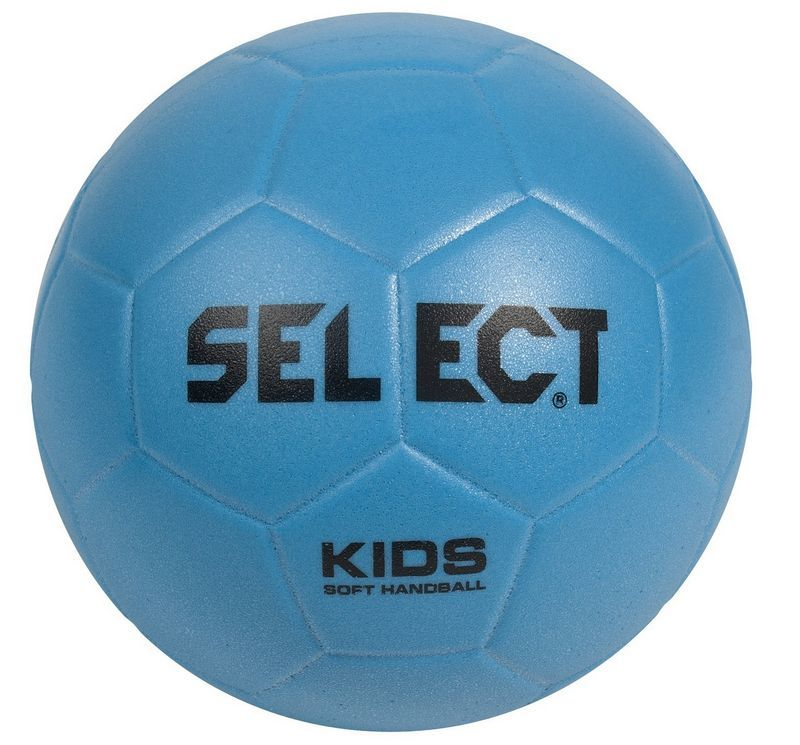 Hádzanárska lopta Select HB Soft Kids modrá