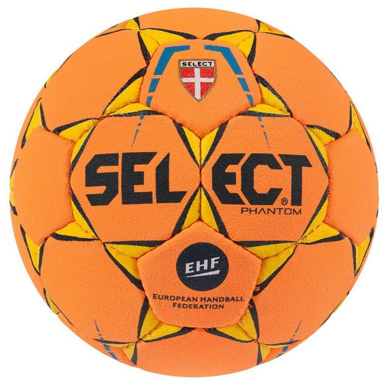 Hádzanárska lopta Select HB Phantom oranžová