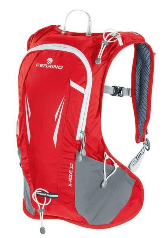 Batoh Ferrino X-Ride 10 75851CRR red