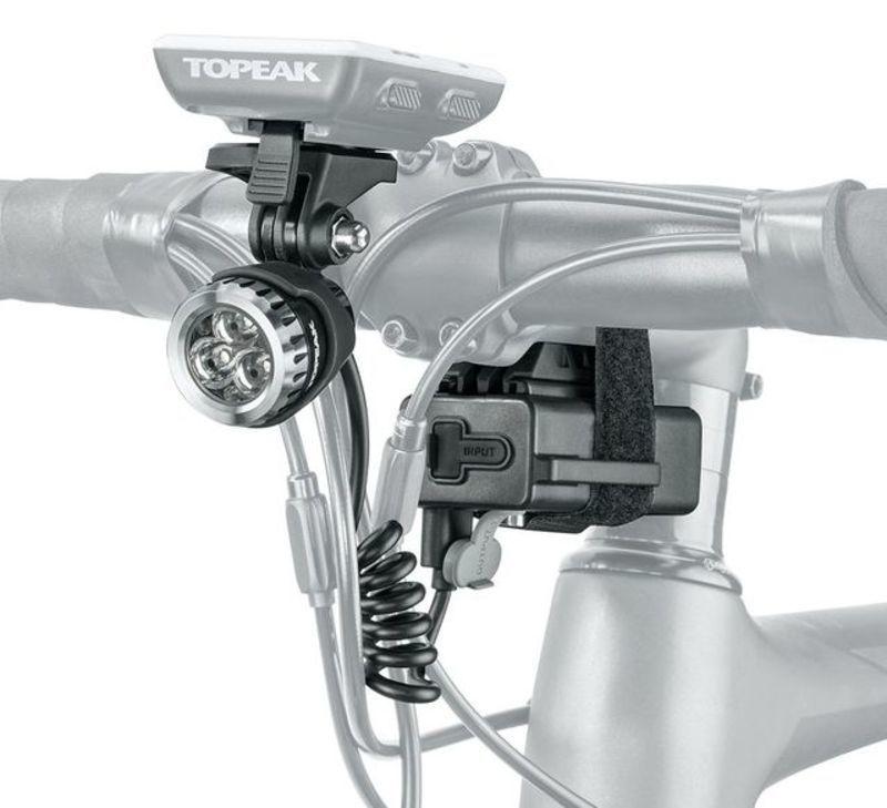 Svetlo Topeak WHITELITE HP MEGA 420