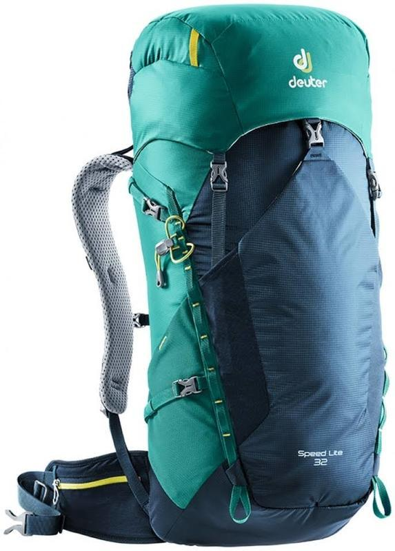 Batoh Deuter Speed Lite 32 navy-alpinegreen