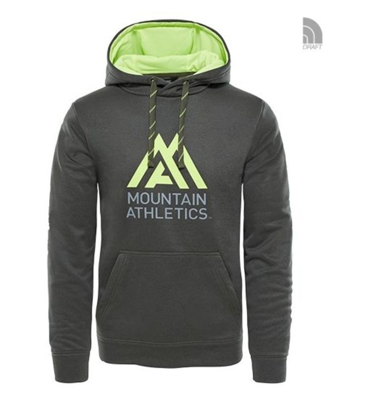 Mikina The North Face M SURGENT HOODIE T92XL83ZZ S