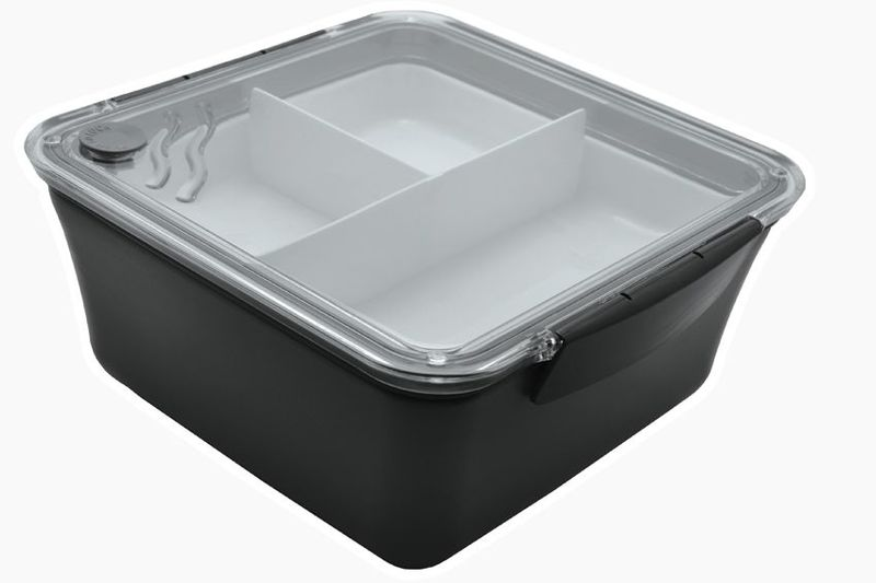 Box na potraviny Baladéo PLR509 Nagoya, šedý