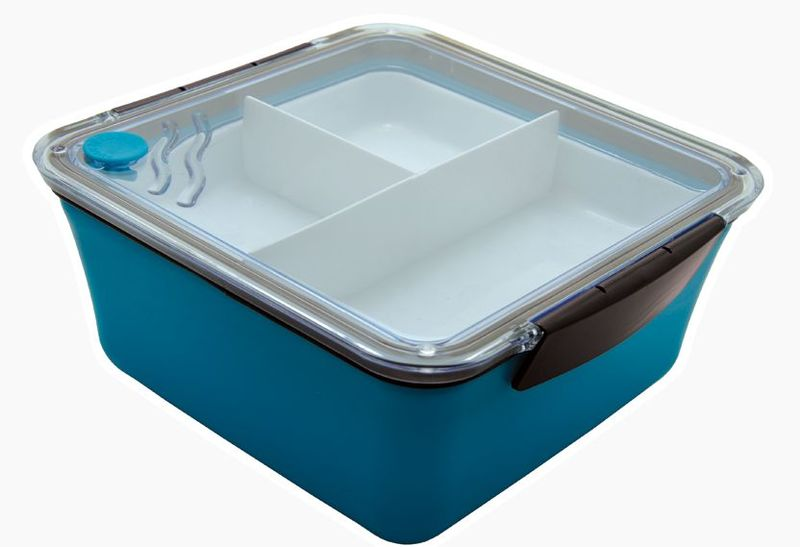 Box na potraviny Baladéo PLR511 Nagoya, modrý