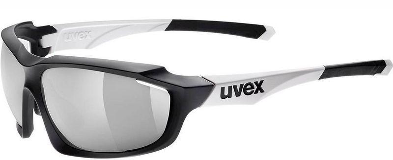 Slnečný okuliare Uvex SPORTSTYLE 710 VM, black mat white (2805)
