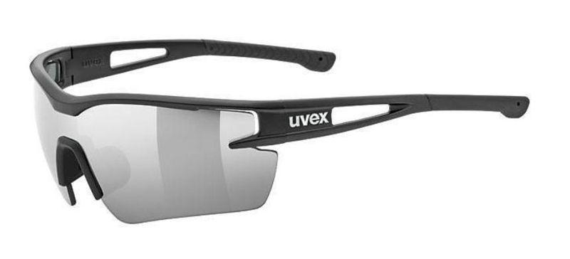 Športové okuliare Uvex Sportstyle 116, black mat (2216)
