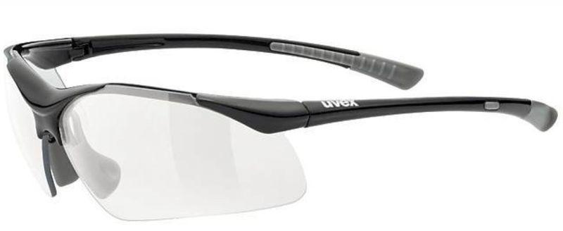 Športové okuliare Uvex Sportstyle 223, black grey (2218)